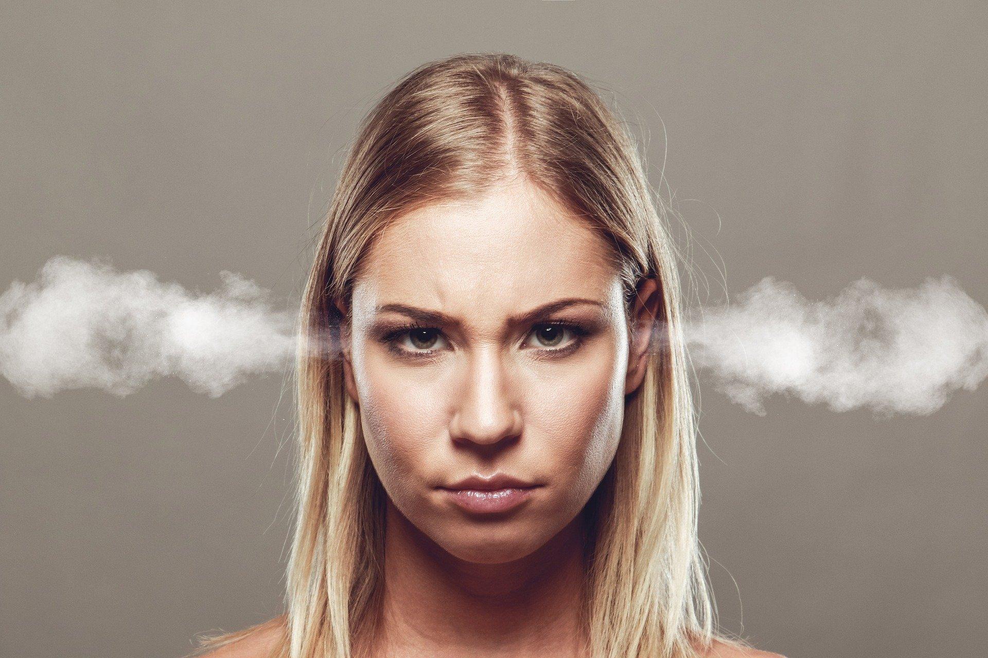 Jak nanekontrolovatelné výbuchy vzteku?