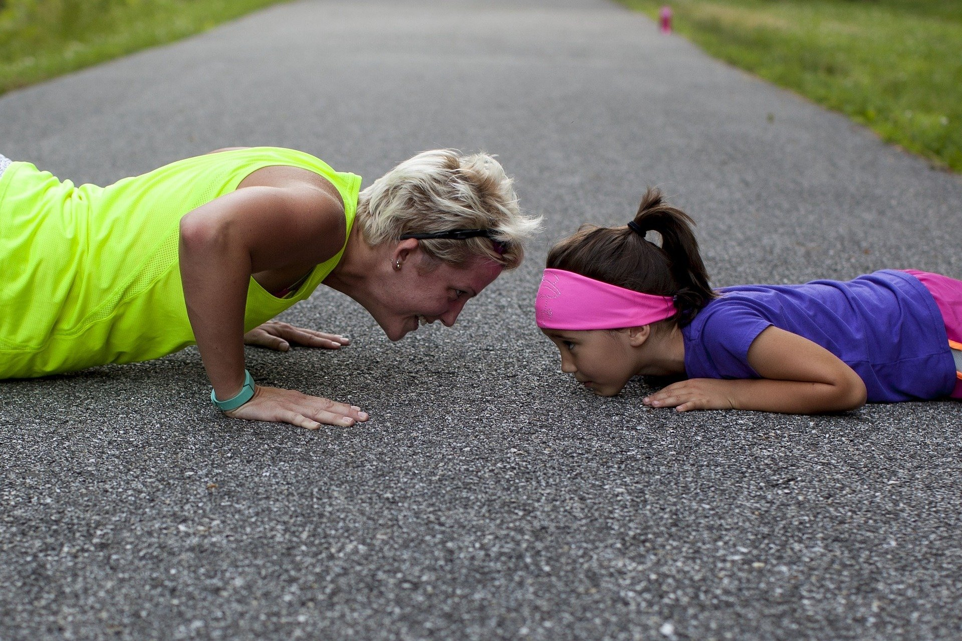 Pokud vaše děti sportuji...