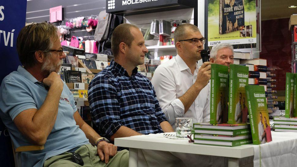 Tomáš Rychnovský komentuje proč byla kniha napsána.